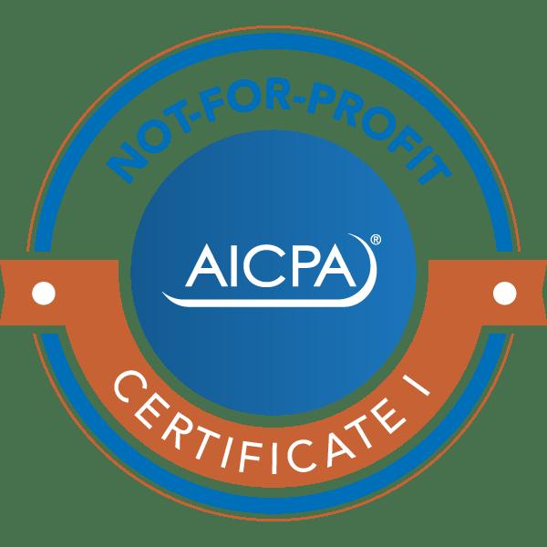 NFP Certificate Badge