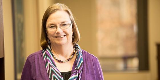 Paraprofessional Nancy Pearson