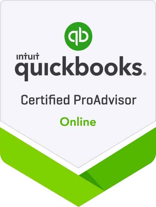 QB Online Cert Badge