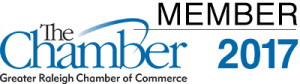 Raleigh Chamber of Commerce Logo